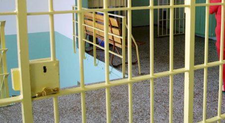 Διαμαρτυρία κρατουμένων στην Αγροτική φυλακή Κασσάνδρας λόγω κορωνοϊού
