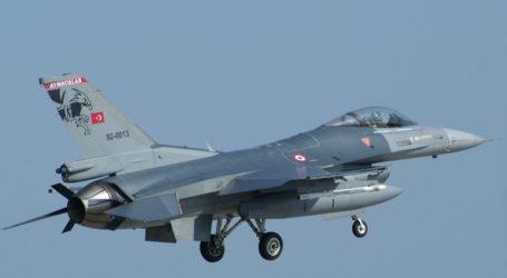 Υπερπτήση τουρκικών αεροσκαφών F-16 πάνω από το Αγαθονήσι