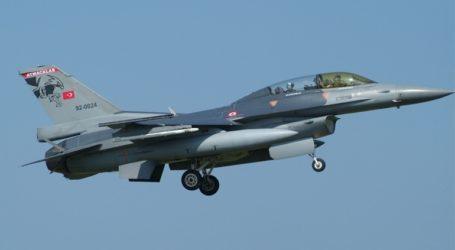 Υπερπτήση τουρκικών F-16 πάνω από την Παναγιά και τις Οινούσσες