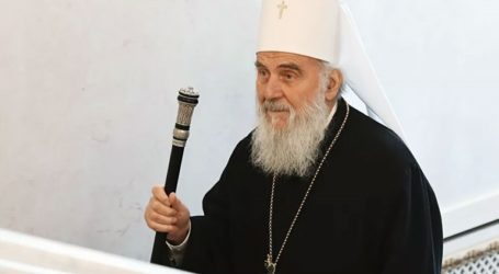 Την Κυριακή η κηδεία του Πατριάρχη των Σέρβων Ειρηναίου