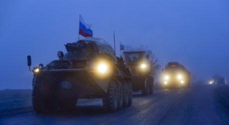 Η Ρωσία ενισχύει τη δύναμή της στα σύνορα Αρμενίας
