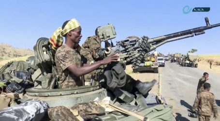 Ο στρατός κατέλαβε δύο πόλεις στην επαρχία Τιγκράι