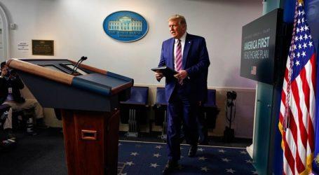 Αντιμέτωπος με μια σειρά από πισωγυρίσματα βρίσκεται ο Τραμπ