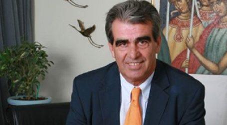 'Εφυγε από κορωνοϊό ο πρώην δήμαρχος Πυλαίας, Β. Καρτάλης