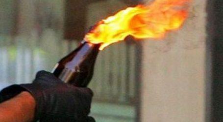 Επίθεση με μολότοφ σε περιπολικό της Άμεσης Δράσης στα Πετράλωνα
