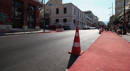 Κλειστό λόγω έργων στις 23 Νοεμβρίου τμήμα του Βόρειου Οδικού Άξονα Κρήτης