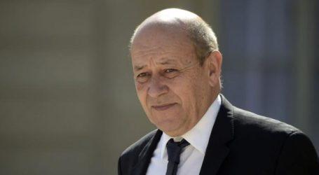 Ο ΥΠΕΞ της Γαλλίας συμμερίζεται την άποψη του Τζο Μπάιντεν περί ανευθυνότητας του Ντόναλντ Τραμπ