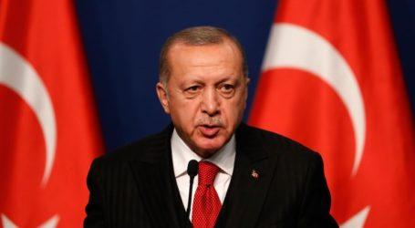 Ο Ερντογάν λέει ότι βλέπει την Τουρκία ως μέρος της Ευρώπης