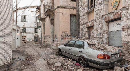 Επτά προκατασκευασμένες αίθουσες από τον δήμο Μυτιλήνης σε πληγέντες δήμους από τον σεισμό