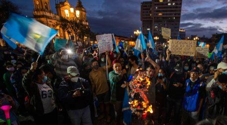 Νέες διαδηλώσεις με αίτημα την παραίτηση του προέδρου Αλεχάντρο Γιαματέι