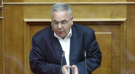 Βουλευτής του ΚΚΕ ζητά να εργαστεί εθελοντικά ως γιατρός στο νοσοκομείο Λάρισας
