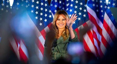 Η Μελάνια Τραμπ διοργανώνει… δεξίωση στον Λευκό Οίκο παρά την πανδημία