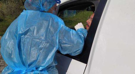 Συνεχίζονται τα rapid tests σε όλη τη χώρα