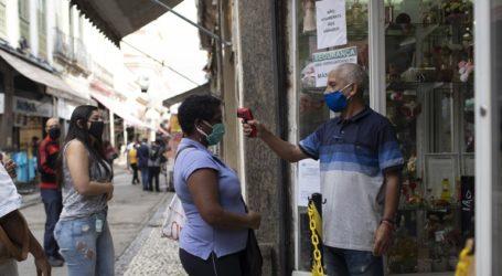 Πλησιάζουν τους 170.000 οι θάνατοι στη Βραζιλία