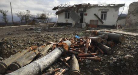 Νεκρός Αζέρος αξιωματικός και πέντε τραυματίες από έκρηξη νάρκης
