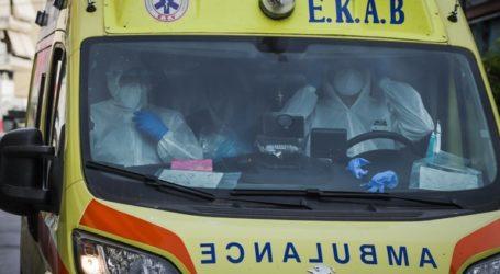 Τραγικό θάνατο βρήκε άνδρας που έπεσε από το μπαλκόνι 7ου ορόφου στη Θεσσαλονίκη