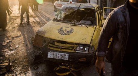 Πέντε άνθρωποι σκοτώθηκαν από έκρηξη παγιδευμένου αυτοκινήτου σε ανταρτοκρατούμενο έδαφος