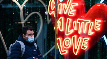 Χαλάρωση των περιορισμών κορωνοϊού για 5 ημέρες στη Βρετανία