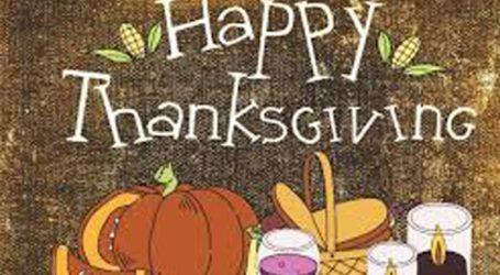 Αξιωματούχοι καλούν τους Αμερικανούς να γιορτάσουν στο σπίτι τους την Ημέρα των Ευχαριστιών