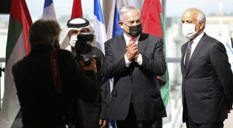 Πρώτη πτήση από τα Ηνωμένα Αραβικά Εμιράτα στο Τελ Αβίβ