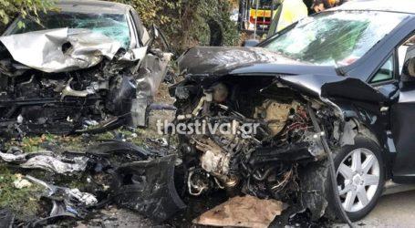 Τροχαίο δυστύχημα στη Θεσσαλονίκη με έναν νεκρό