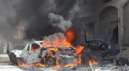 Τρεις νεκροί από βομβιστική επίθεση σε περιοχή που ελέγχεται από αντάρτες