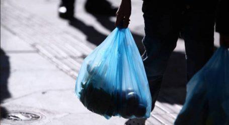 Ψηφίστηκε η κατάργηση της πλαστικής σακούλας