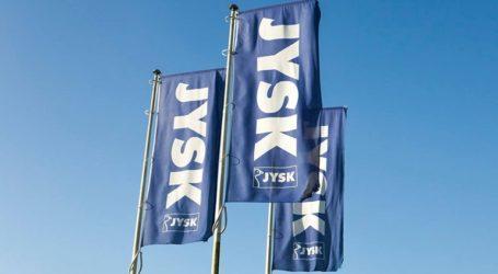 Ρεκόρ πωλήσεων για τη JYSK Ελλάδας σε μια πολύ δύσκολη χρονιά