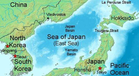Επίσημη διαμαρτυρία στις ΗΠΑ για περιστατικό στη Θάλασσα της Ιαπωνίας