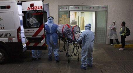 645 θάνατοι το τελευταίο 24ωρο στο Μεξικό
