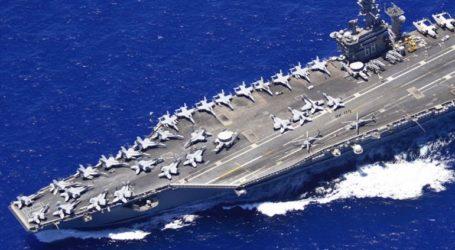 Δεν συνδέεται το αεροπλανοφόρο USS Nimitz με την δολοφονία του Ιρανού πυρηνικού επιστήμονα