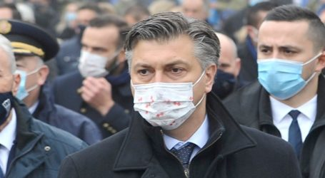 Κροατία: Ο πρωθυπουργός Πλένκοβιτς σε καραντίνα