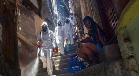 Βραζιλία: Πάνω από 24.000 κρούσματα και, 272 θάνατοι