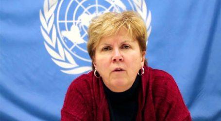 Στη Λευκωσία η ειδική απεσταλμένη του γγ του ΟΗΕ Τζέιν Χολ Λουτ