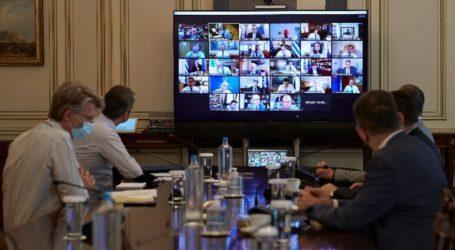 Συνεδριάζει το Υπουργικό Συμβούλιο – Τα θέματα που θα συζητηθούν