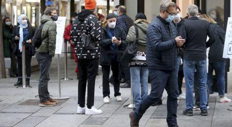 Κάτω από 3.000 τα κρούσματα κορωνοϊού στην Αυστρία το τελευταίο εικοσιτετράωρο