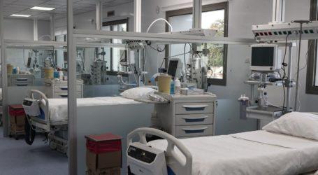 Κοντοζαμάνης: Στο 87% η πληρότητα στις ΜΕΘ για covid-19