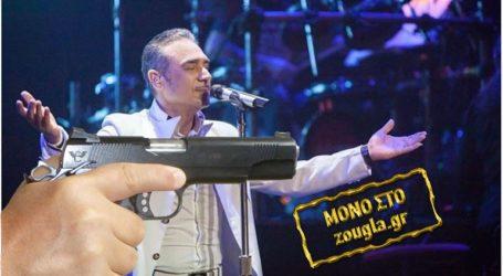 Με «μαύρο» όπλο κυκλοφορούσε ο Σφακιανάκης