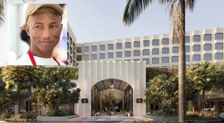 Το ξενοδοχείο του Pharrel Williams στο Μαϊάμι θυμίζει ταινίες του Wes Anderson