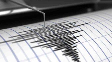 3,8 ρίχτερ βόρεια της Αλοννήσου – Έξι σεισμοί  σε λίγες ώρες [χάρτης]