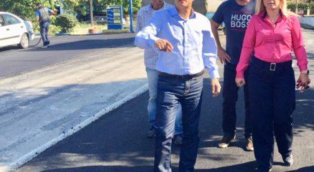 Με 2 εκατομμύρια ευρώ η Περιφέρεια Θεσσαλίας συντηρεί τμήματα του οδικού δικτύου στο Δήμο Νοτίου Πηλίου