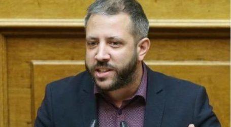 Σύσκεψη για τον COVID19 στον Βόλο ζητά o Αλ. Μεϊκόπουλος