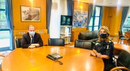 Ζέττα Μακρή: Στην τελική ευθεία η προκήρυξη του διαγωνισμού για την ηλεκτροκίνηση Βόλου- Λάρισας