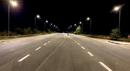 Νέα φωτιστικά LED στους δρόμους της Θεσσαλίας – Έως 78% οικονομία