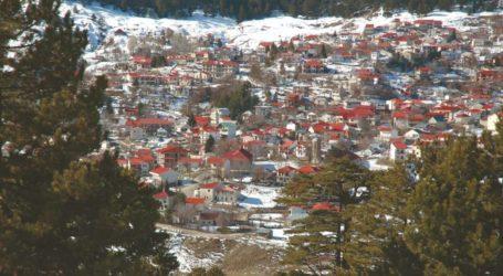 """Σαμαρίνα: Το χωριό της Πίνδου που είναι χτισμένο ανάμεσα σε πυκνά δάση και το """"ψηλότερο"""" στα Βαλκάνια! (φωτο)"""