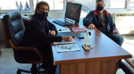 Αργύρης Κοπάνας: «Aγώνας δρόμου για να δηλωθούν οι ζημιές των αγροτών από τον Ιανό – H προθεσμία λήγει την Δευτέρα»