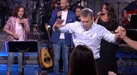 Απόστολος Γκλέτσος: Χόρεψε με λεβεντιά και πάθος στον Παπαδόπουλο