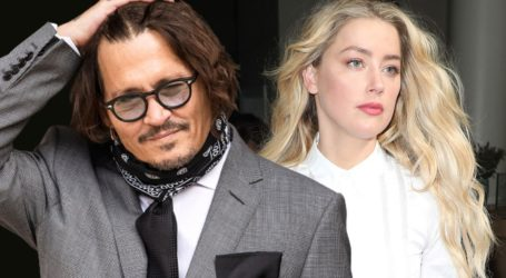 O Johnny Depp έχασε τη δικαστική μάχη με τη Sun που ισχυρίστηκε ότι χτυπούσε την Amber Heard
