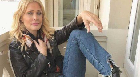 Δεύτερο lockdown και η Νατάσα Θεοδωρίδου ξεκινά τα live στο Instagram