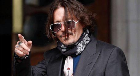 Η πρώτη ανάρτηση του Johnny Depp μετά την απόφαση του δικαστηρίου για τη διαμάχη του με τη Sun